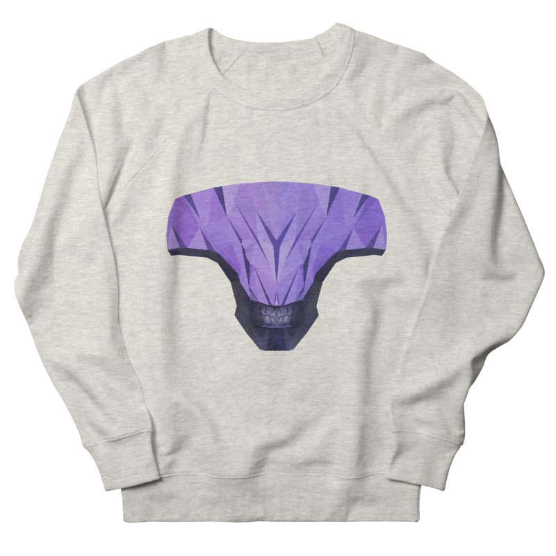 Low Poly Art - Faceless Void Men's French Terry Sweatshirt by lowpolyart's Artist Shop