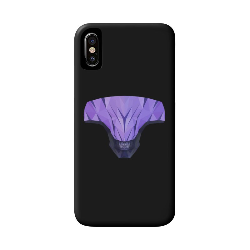 Low Poly Art - Faceless Void Accessories Phone Case by lowpolyart's Artist Shop