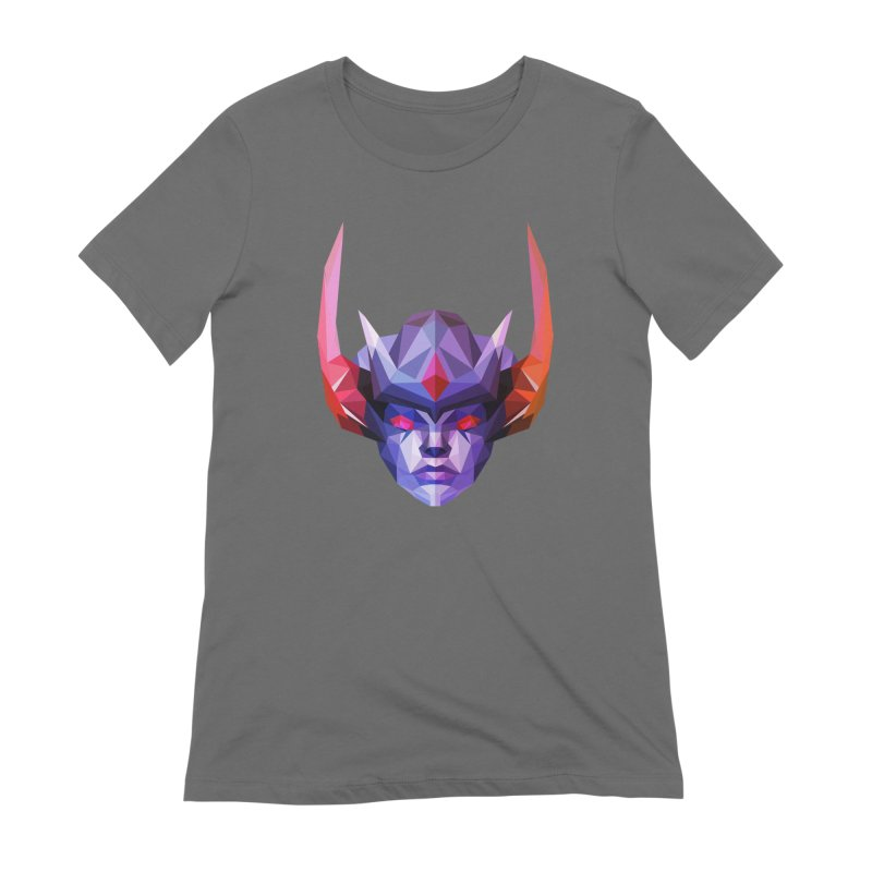 Low Poly Art - Vengeful Spirit Women's T-Shirt by lowpolyart's Artist Shop