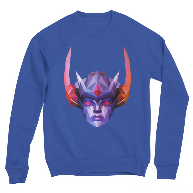 Low Poly Art - Vengeful Spirit Women's Sweatshirt by lowpolyart's Artist Shop