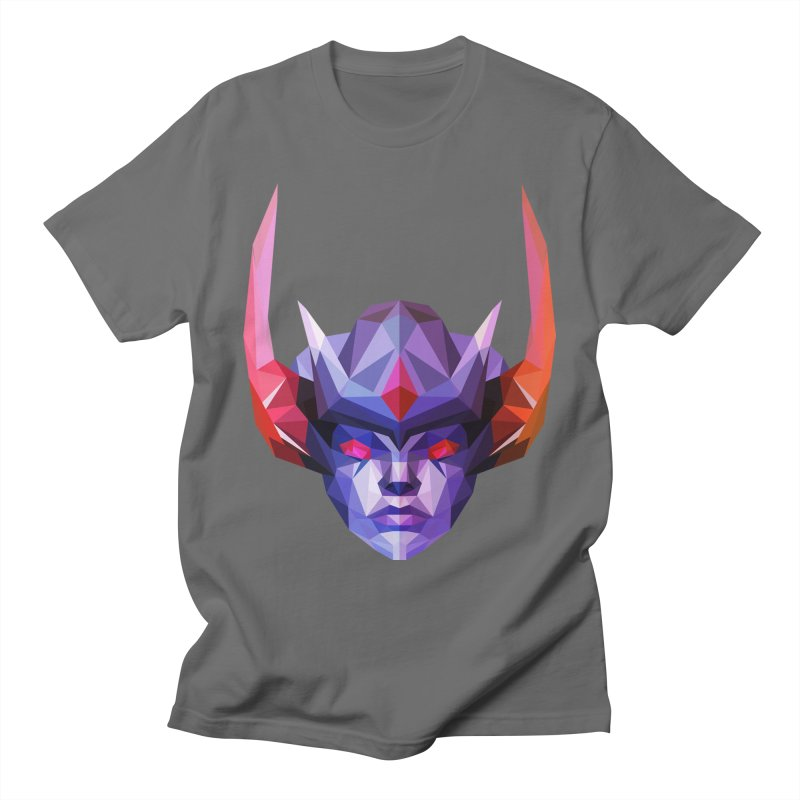 Low Poly Art - Vengeful Spirit Men's T-Shirt by lowpolyart's Artist Shop