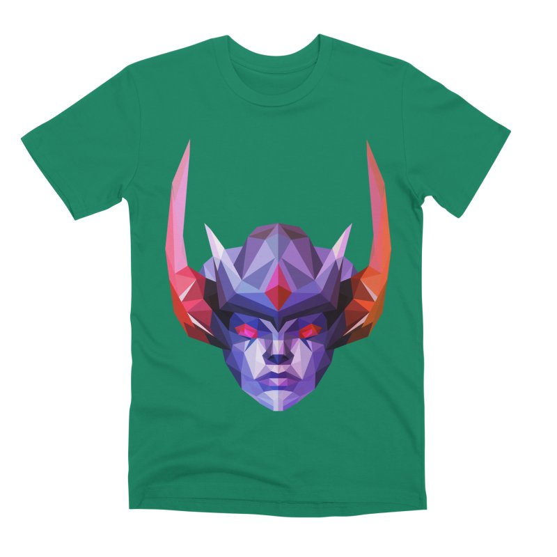 Low Poly Art - Vengeful Spirit Men's Premium T-Shirt by lowpolyart's Artist Shop