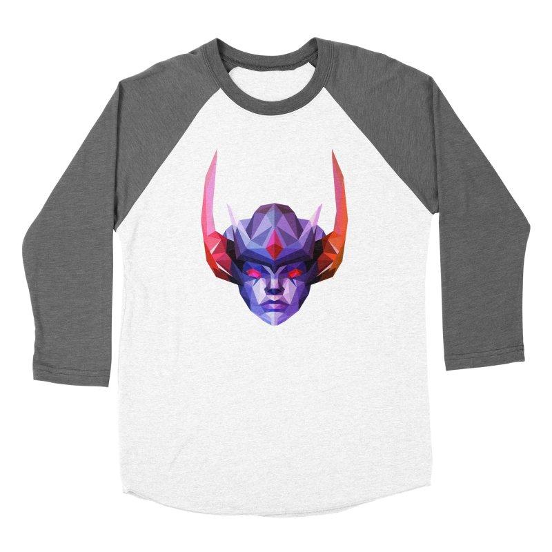 Low Poly Art - Vengeful Spirit Women's Longsleeve T-Shirt by lowpolyart's Artist Shop