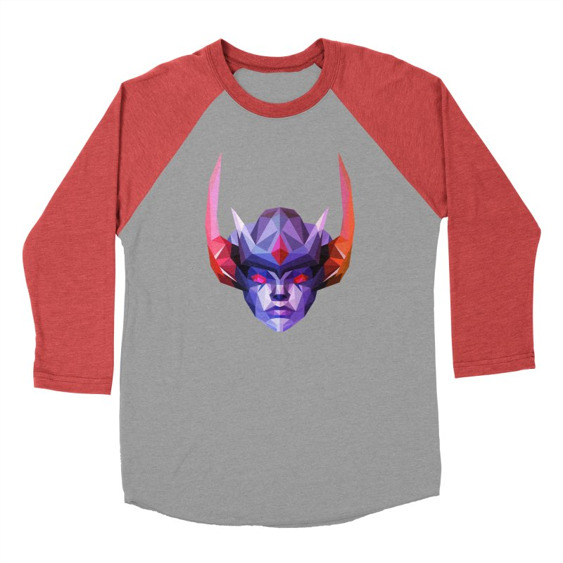 Low Poly Art - Vengeful Spirit Men's Longsleeve T-Shirt by lowpolyart's Artist Shop