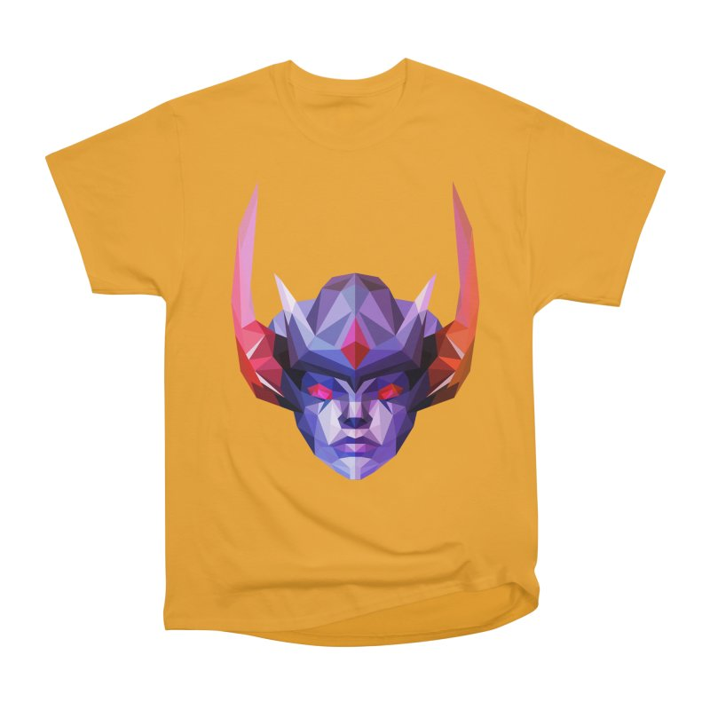 Low Poly Art - Vengeful Spirit Women's Heavyweight Unisex T-Shirt by lowpolyart's Artist Shop