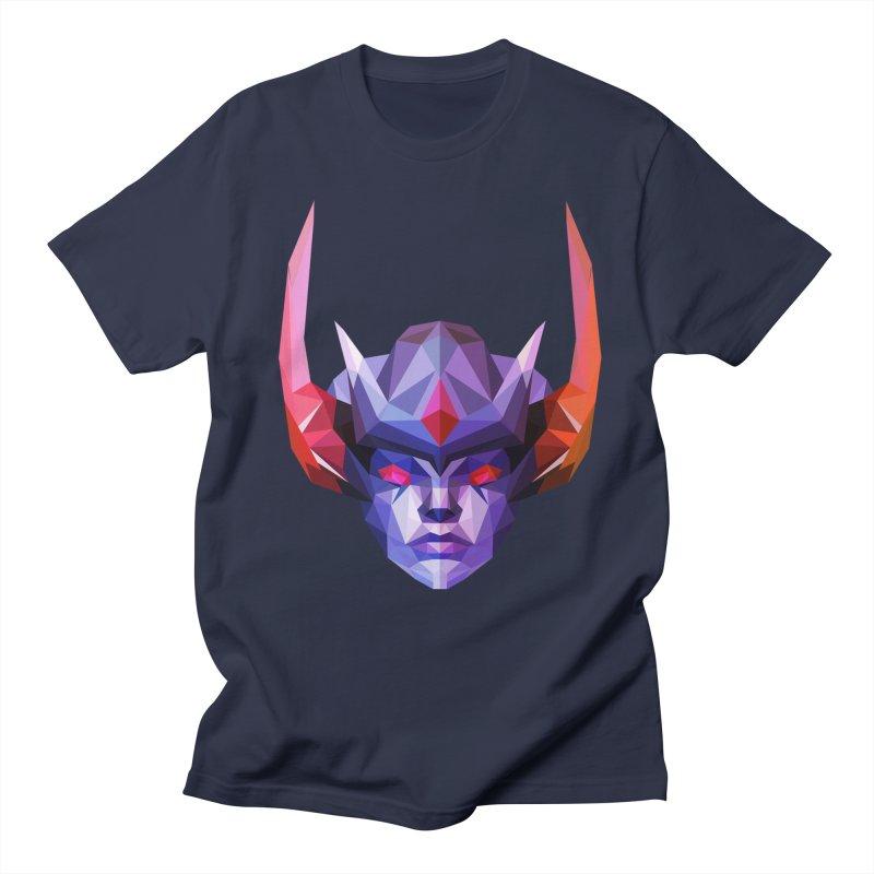 Low Poly Art - Vengeful Spirit Men's Regular T-Shirt by lowpolyart's Artist Shop