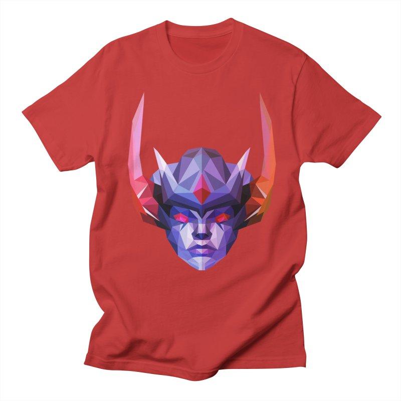 Low Poly Art - Vengeful Spirit Women's Regular Unisex T-Shirt by lowpolyart's Artist Shop