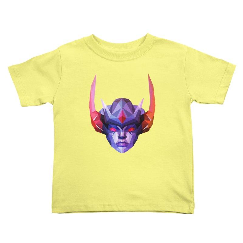 Low Poly Art - Vengeful Spirit Kids Toddler T-Shirt by lowpolyart's Artist Shop