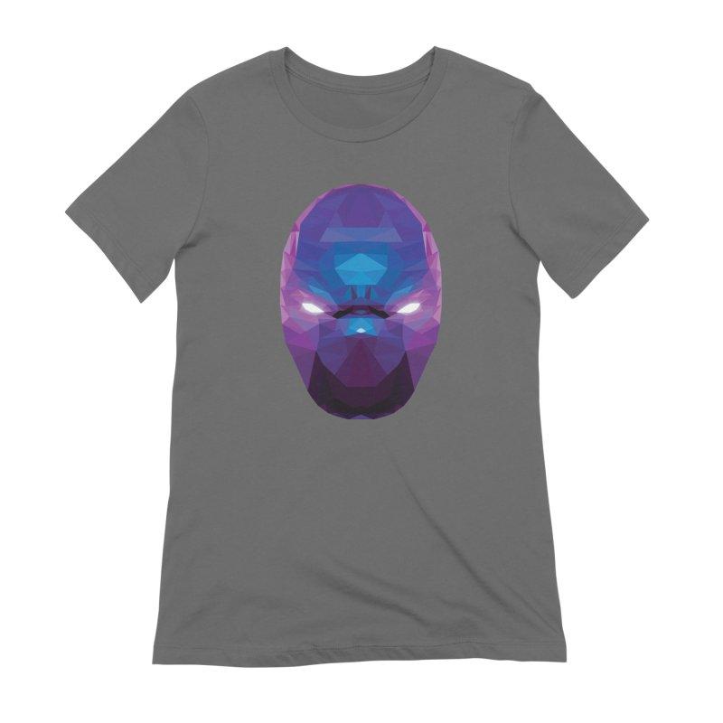 Low Poly Art - Enigma Women's T-Shirt by lowpolyart's Artist Shop