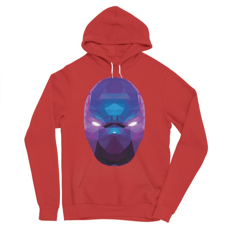 Low Poly Art - Enigma Women's Pullover Hoody by lowpolyart's Artist Shop