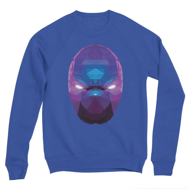 Low Poly Art - Enigma Men's Sweatshirt by lowpolyart's Artist Shop