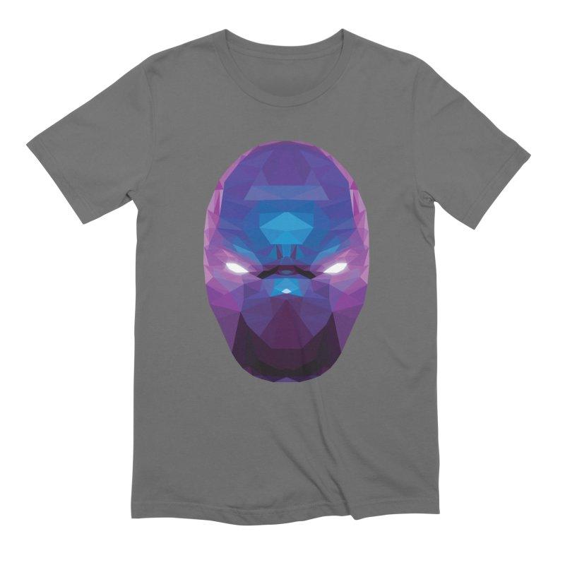 Low Poly Art - Enigma Men's T-Shirt by lowpolyart's Artist Shop