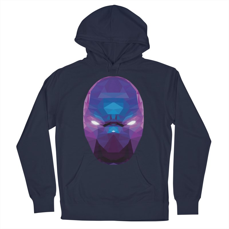 Low Poly Art - Enigma Men's Pullover Hoody by lowpolyart's Artist Shop