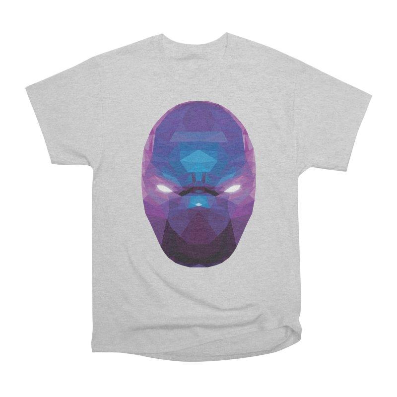 Low Poly Art - Enigma Men's Heavyweight T-Shirt by lowpolyart's Artist Shop