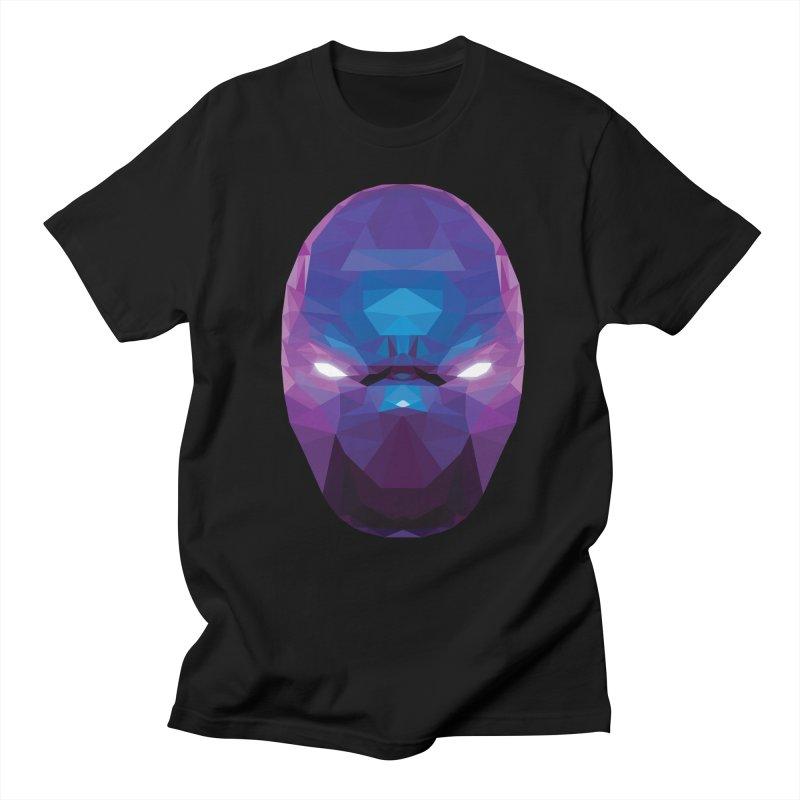 Low Poly Art - Enigma Women's Regular Unisex T-Shirt by lowpolyart's Artist Shop