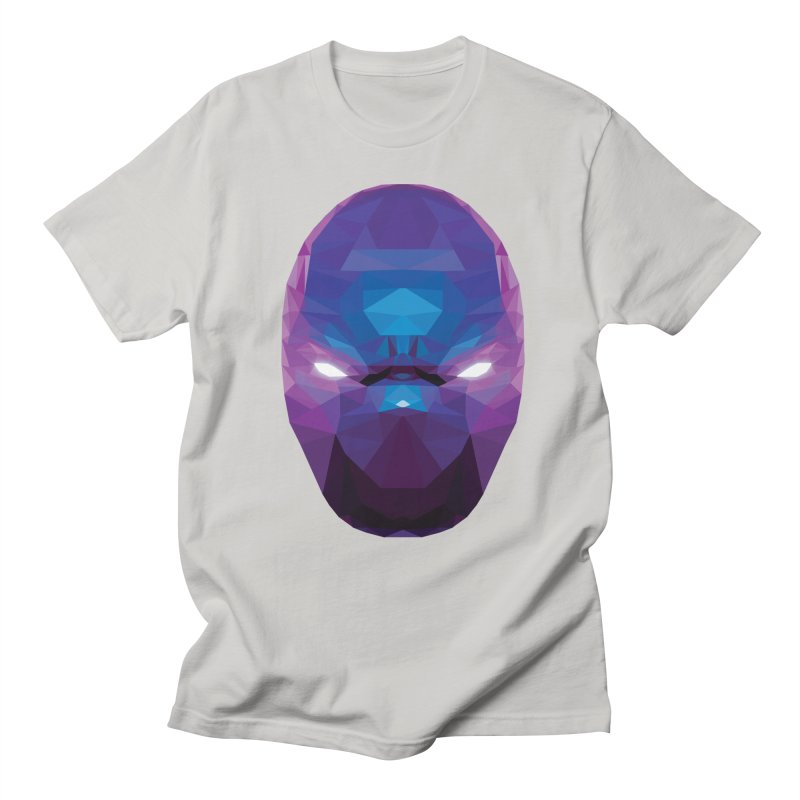 Low Poly Art - Enigma Men's Regular T-Shirt by lowpolyart's Artist Shop