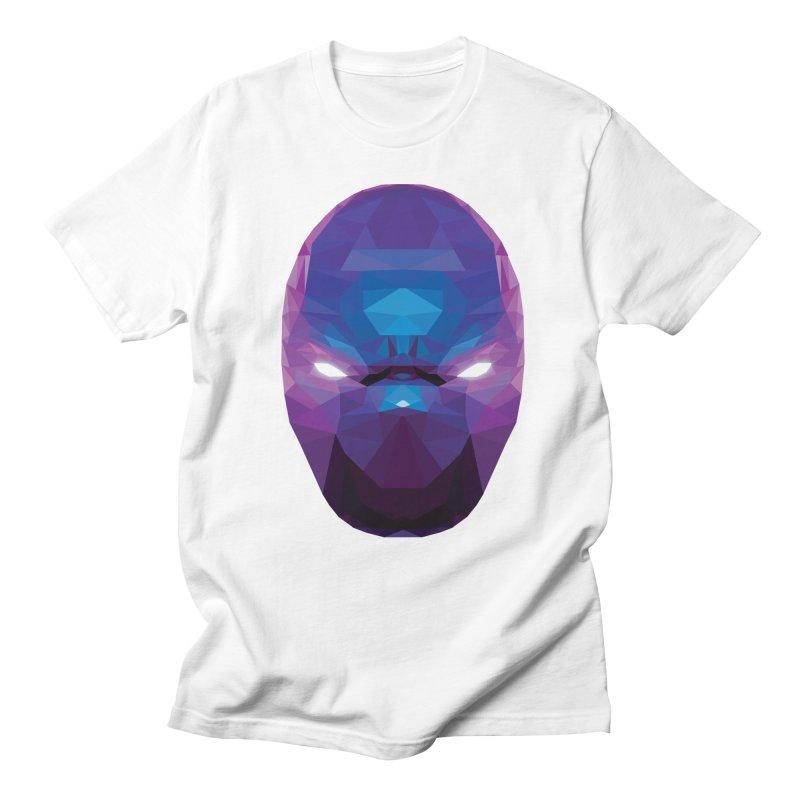 Low Poly Art - Enigma Men's Regular T-Shirt by lowpolyart's Artist Shop
