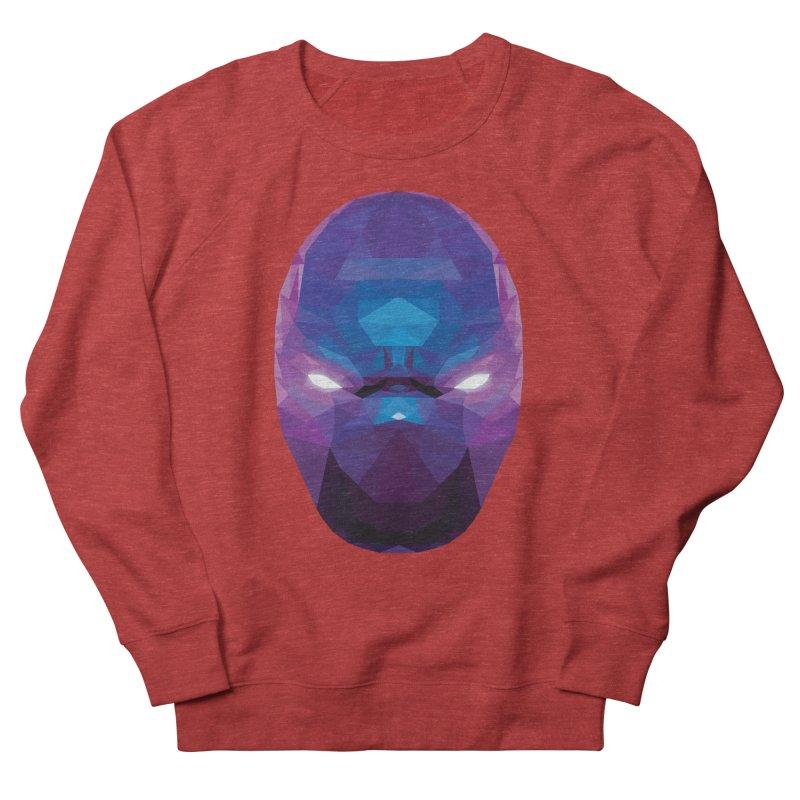 Low Poly Art - Enigma Women's French Terry Sweatshirt by lowpolyart's Artist Shop
