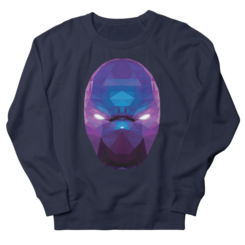 Low Poly Art - Enigma Men's French Terry Sweatshirt by lowpolyart's Artist Shop