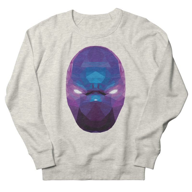 Low Poly Art - Enigma Men's French Terry Sweatshirt by lowpolyart's Artist Shop