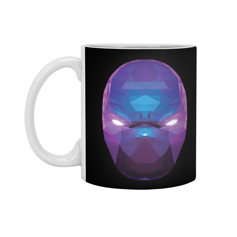 Low Poly Art - Enigma Accessories Mug by lowpolyart's Artist Shop