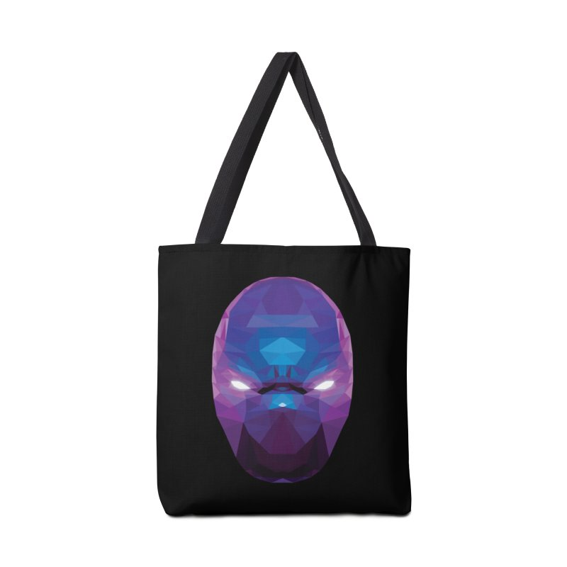 Low Poly Art - Enigma Accessories Tote Bag Bag by lowpolyart's Artist Shop