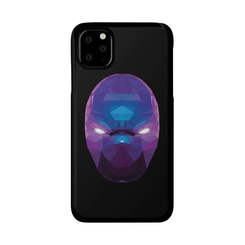 Low Poly Art - Enigma Accessories Phone Case by lowpolyart's Artist Shop