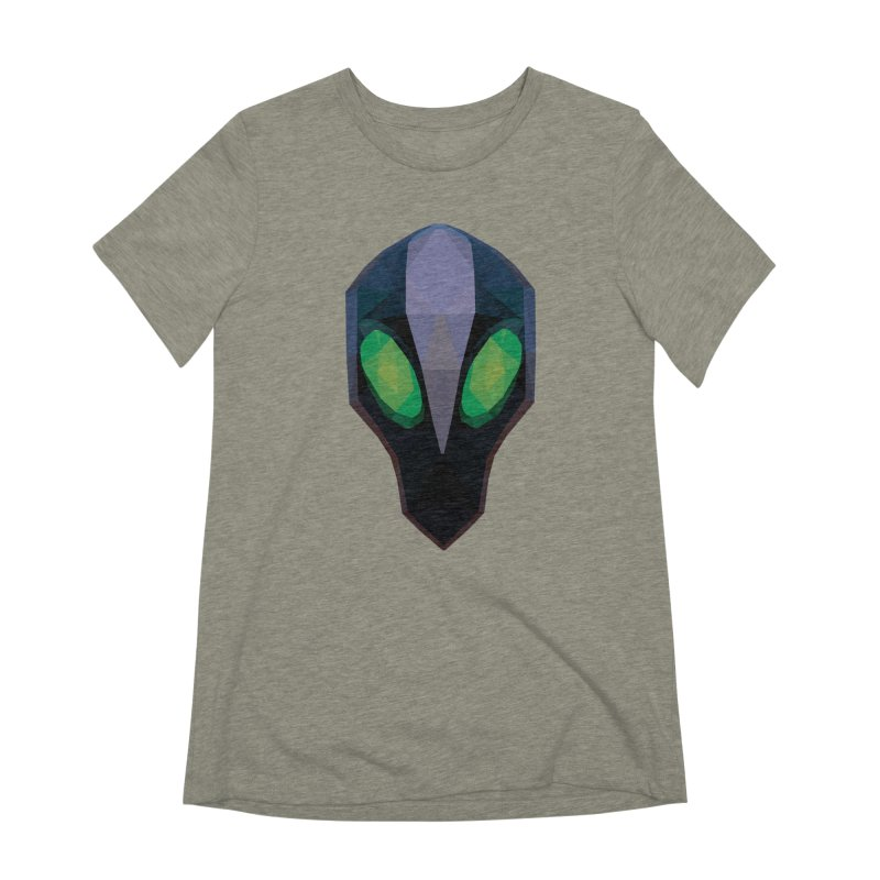 Low Poly Art - Rubick Women's Extra Soft T-Shirt by lowpolyart's Artist Shop