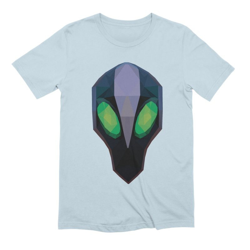 Low Poly Art - Rubick Men's Extra Soft T-Shirt by lowpolyart's Artist Shop