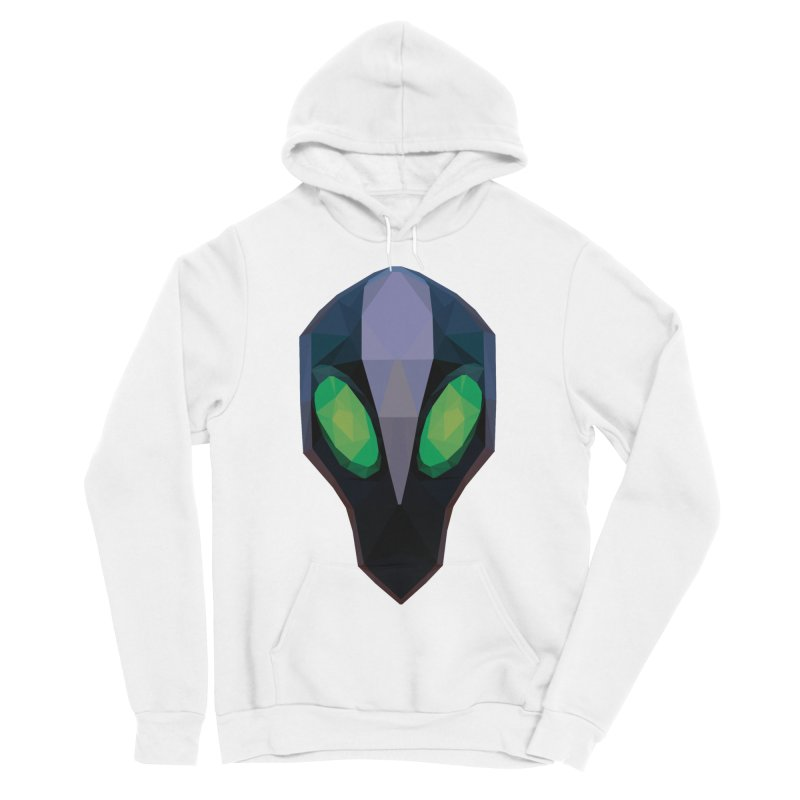Low Poly Art - Rubick Women's Sponge Fleece Pullover Hoody by lowpolyart's Artist Shop