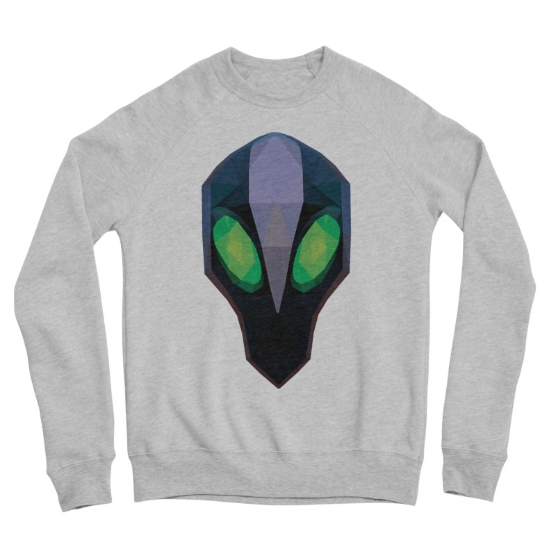 Low Poly Art - Rubick Women's Sponge Fleece Sweatshirt by lowpolyart's Artist Shop