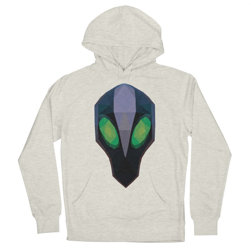 Low Poly Art - Rubick Women's French Terry Pullover Hoody by lowpolyart's Artist Shop