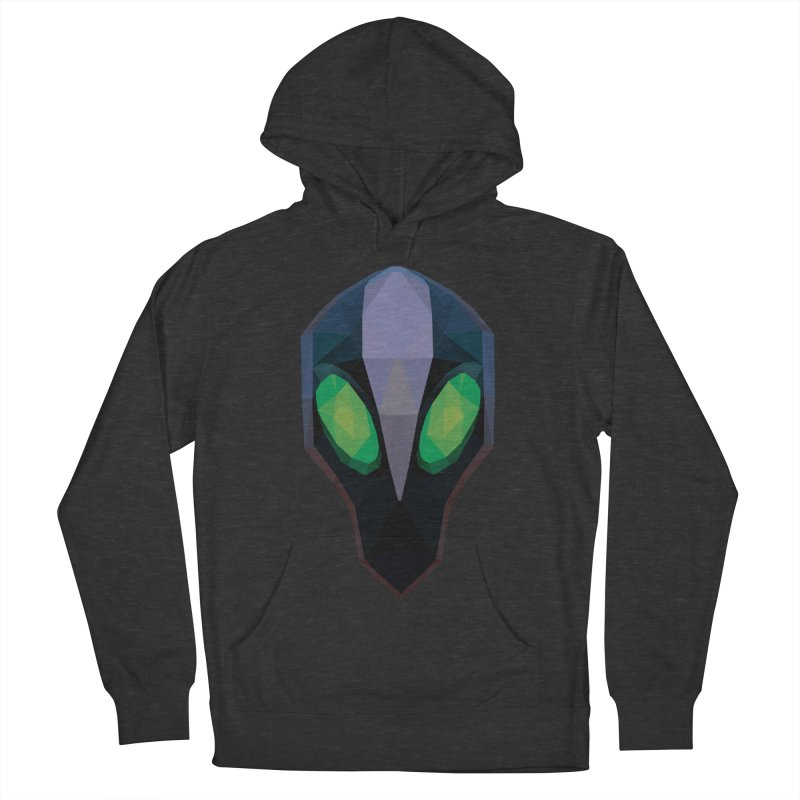 Low Poly Art - Rubick Men's French Terry Pullover Hoody by lowpolyart's Artist Shop
