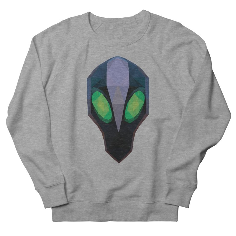 Low Poly Art - Rubick Women's French Terry Sweatshirt by lowpolyart's Artist Shop