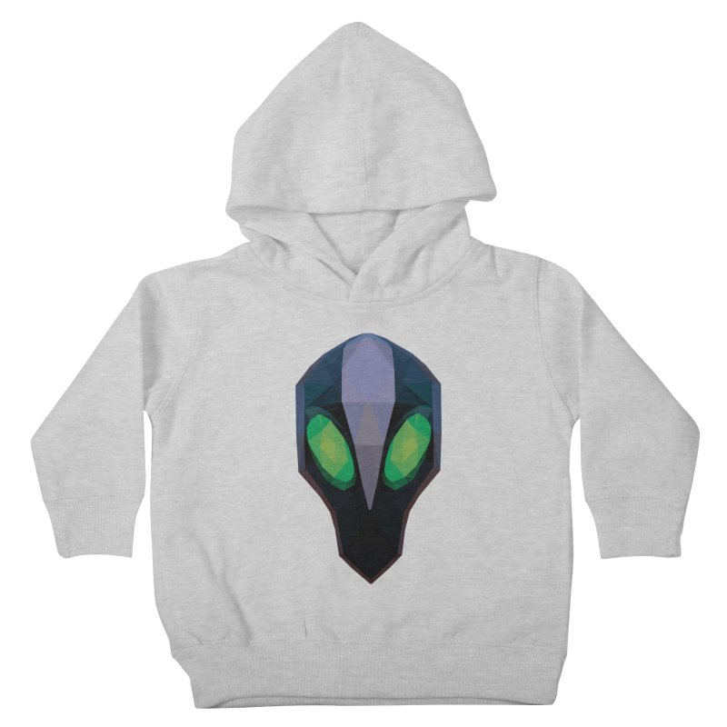 Low Poly Art - Rubick Kids Toddler Pullover Hoody by lowpolyart's Artist Shop