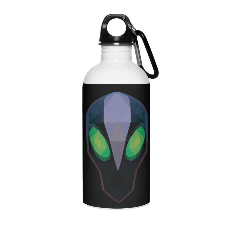 Low Poly Art - Rubick Accessories Water Bottle by lowpolyart's Artist Shop