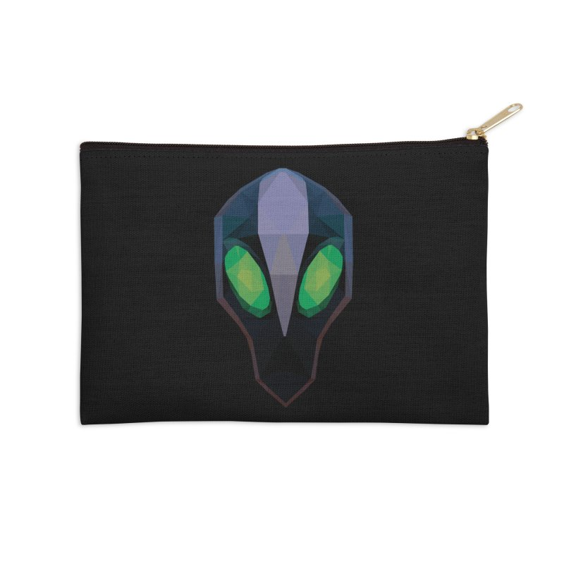 Low Poly Art - Rubick Accessories Zip Pouch by lowpolyart's Artist Shop