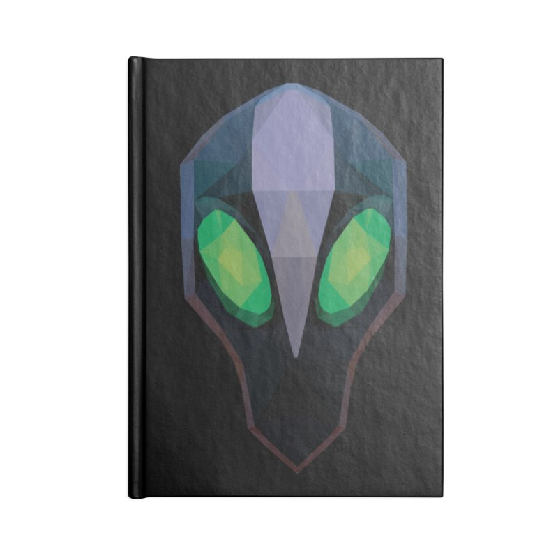 Low Poly Art - Rubick Accessories Notebook by lowpolyart's Artist Shop