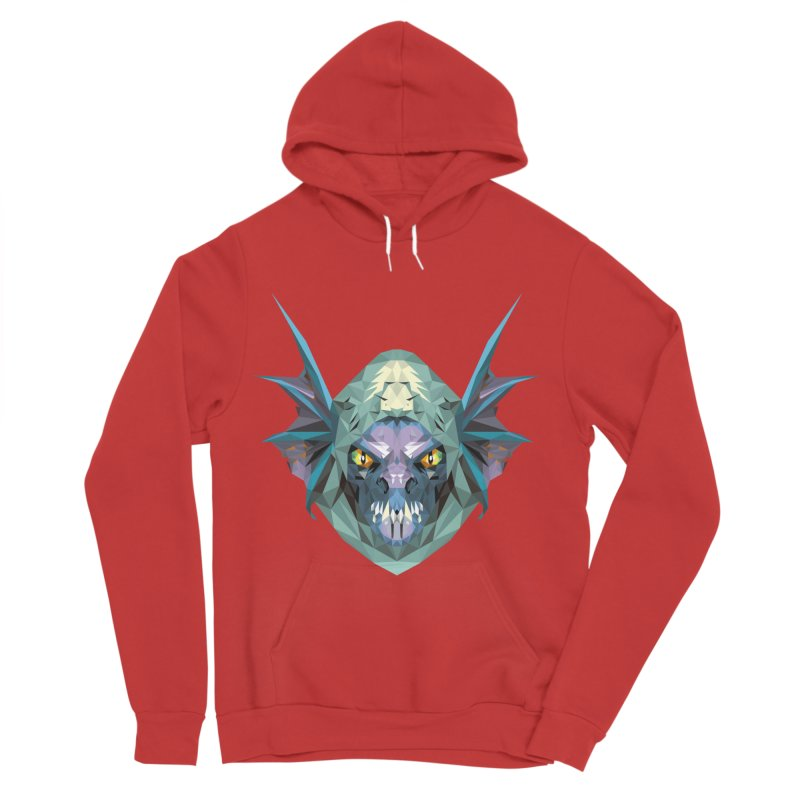 Low Poly Art - Slark Women's Pullover Hoody by lowpolyart's Artist Shop