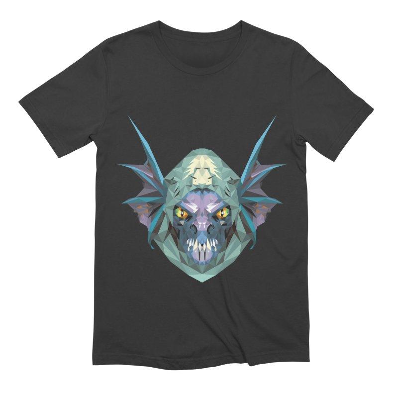 Low Poly Art - Slark Men's T-Shirt by lowpolyart's Artist Shop