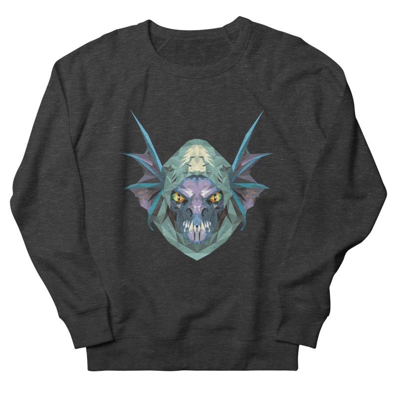 Low Poly Art - Slark Men's Sweatshirt by lowpolyart's Artist Shop