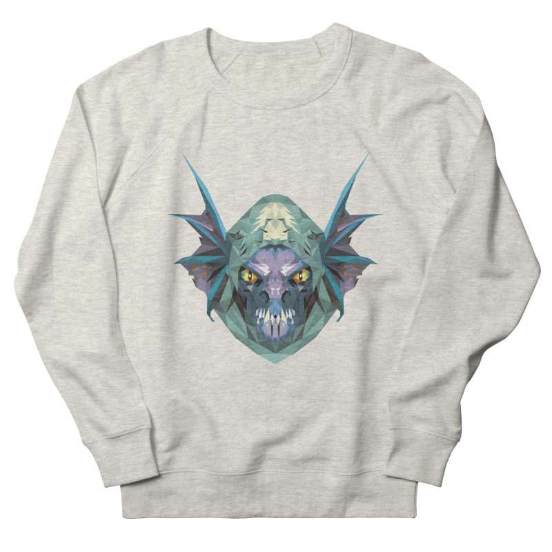 Low Poly Art - Slark Men's Sweatshirt by lowpolyart's Artist Shop