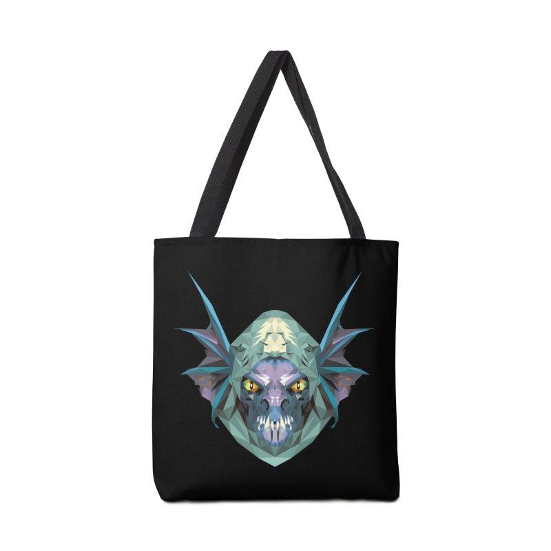Low Poly Art - Slark Accessories Bag by lowpolyart's Artist Shop