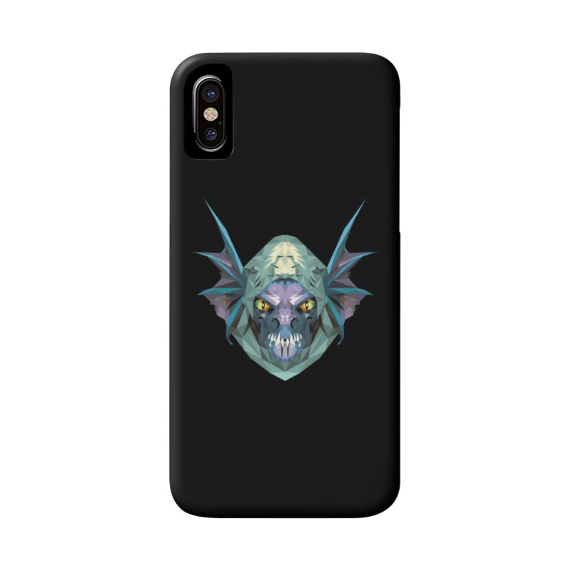 Low Poly Art - Slark Accessories Phone Case by lowpolyart's Artist Shop