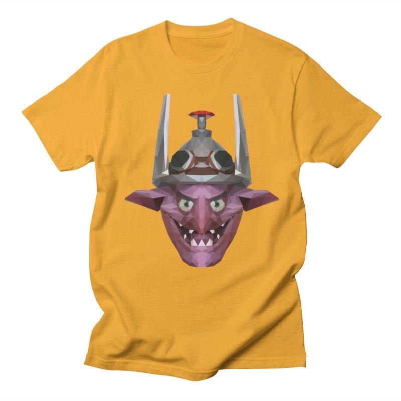 Low Poly Art - Timbersaw Men's T-Shirt by lowpolyart's Artist Shop