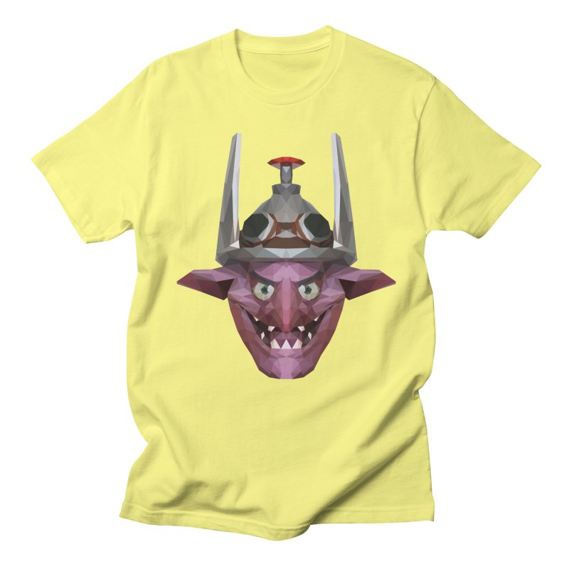 Low Poly Art - Timbersaw Men's T-Shirt by lowpolyart's Artist Shop