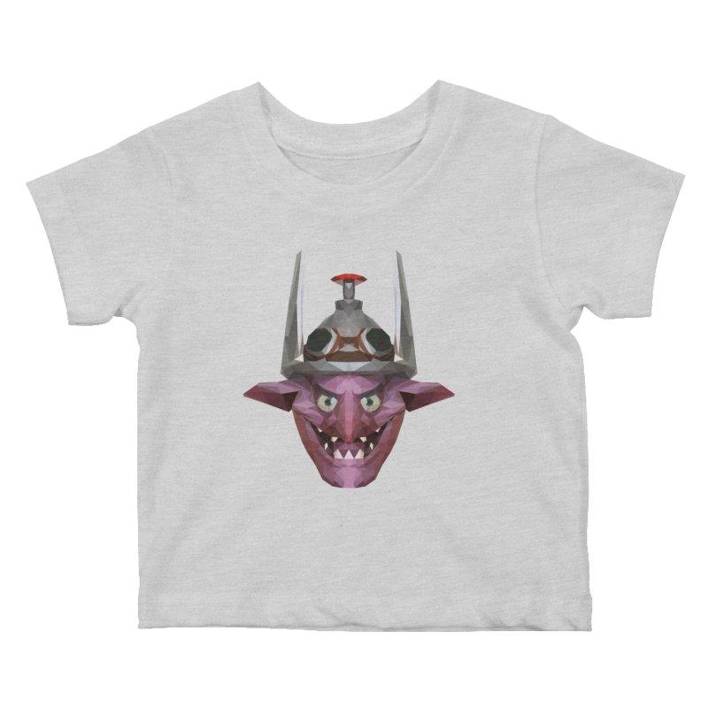 Low Poly Art - Timbersaw Kids Baby T-Shirt by lowpolyart's Artist Shop