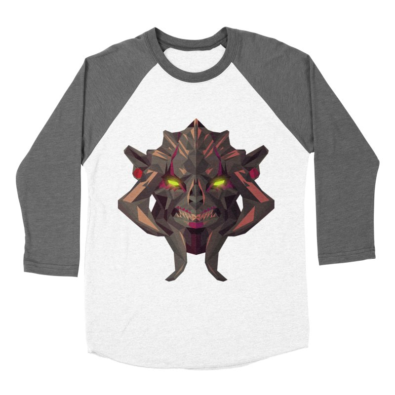 Low Poly Art - Huskar Women's Longsleeve T-Shirt by lowpolyart's Artist Shop