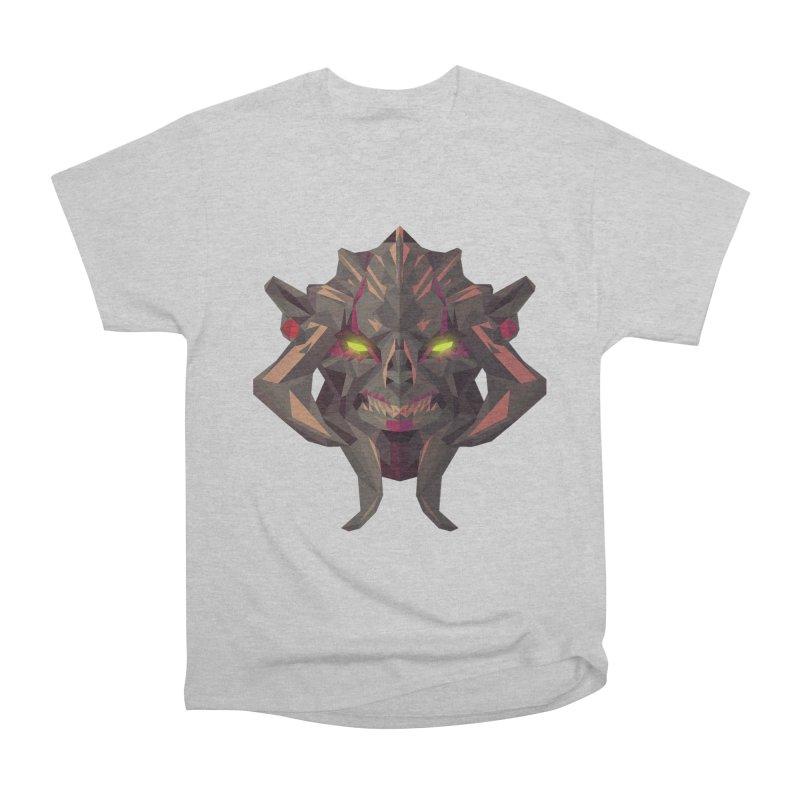 Low Poly Art - Huskar Men's Heavyweight T-Shirt by lowpolyart's Artist Shop