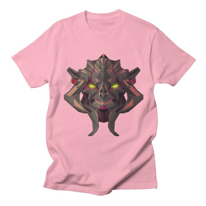 Low Poly Art - Huskar Women's Regular Unisex T-Shirt by lowpolyart's Artist Shop